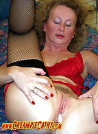 Creampie Cathy photo 14