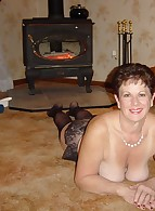 Fat Amateur MILF photo 4