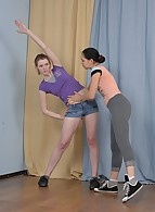 Lesbian Sport Videos photo 2